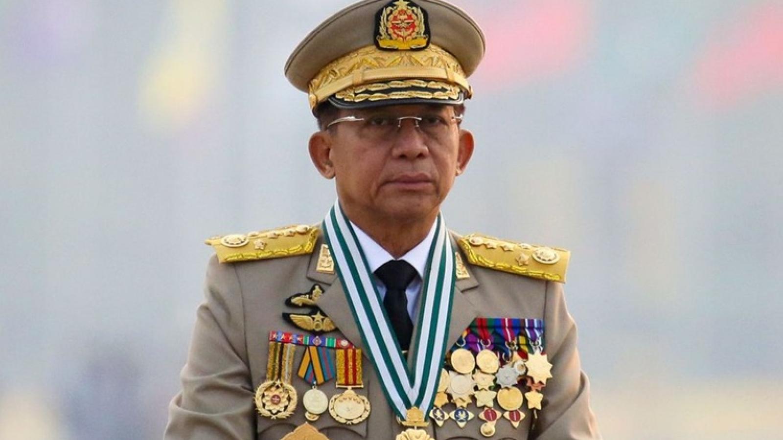 Đại diện ASEAN gặp lãnh đạo chính quyền quân sự Myanmar