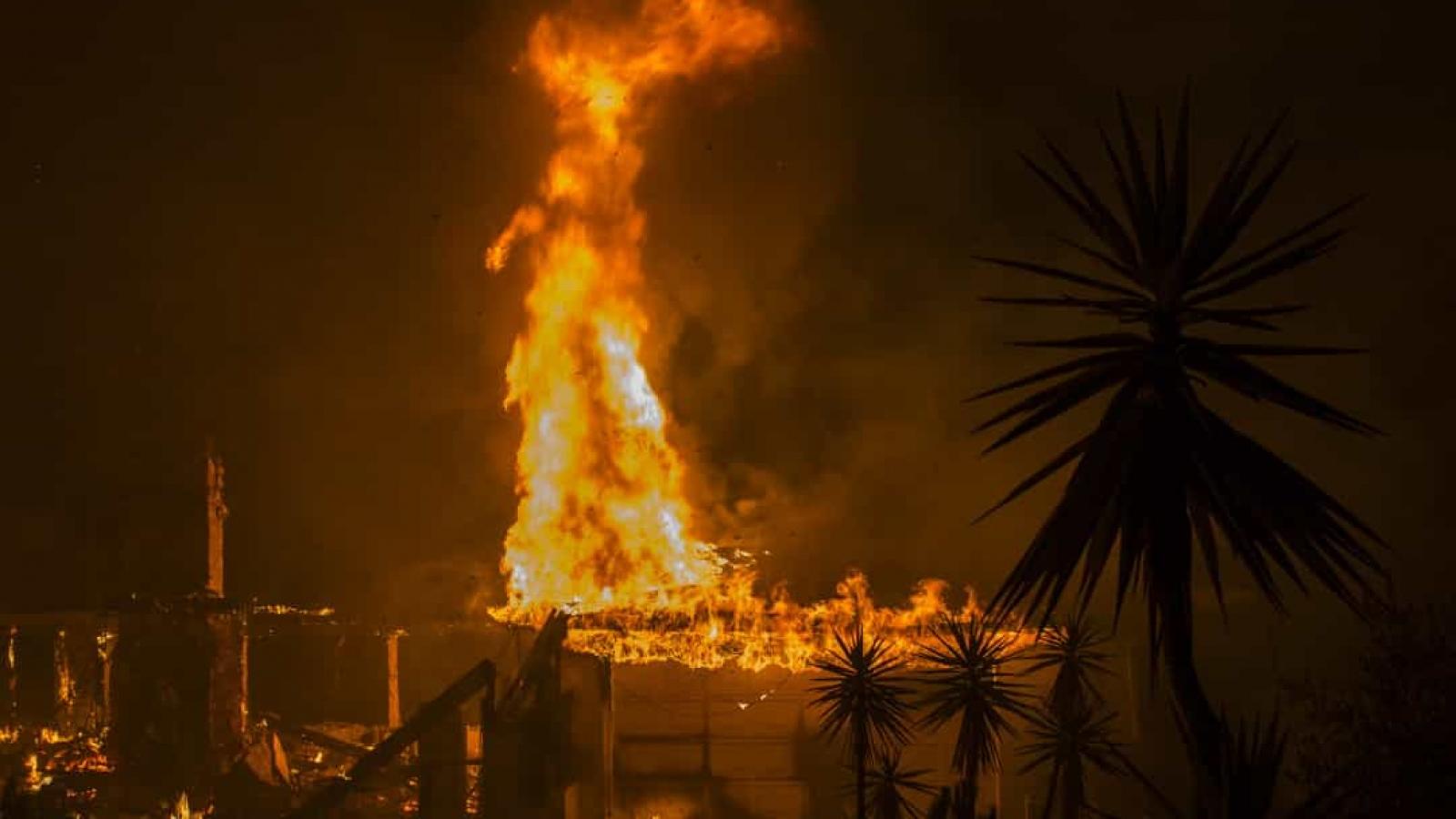 Những vụ hỏa hoạn khủng khiếp nhất trong lịch sử thế giới