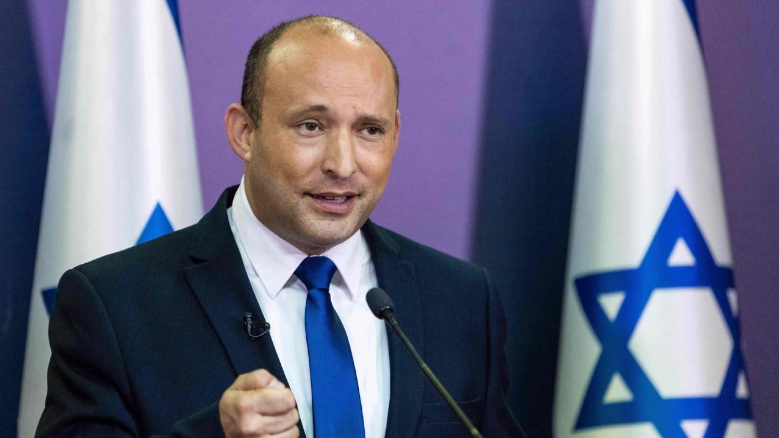 Chính phủ Israel mới lên nắm quyền và phép thử trong quan hệ với Mỹ