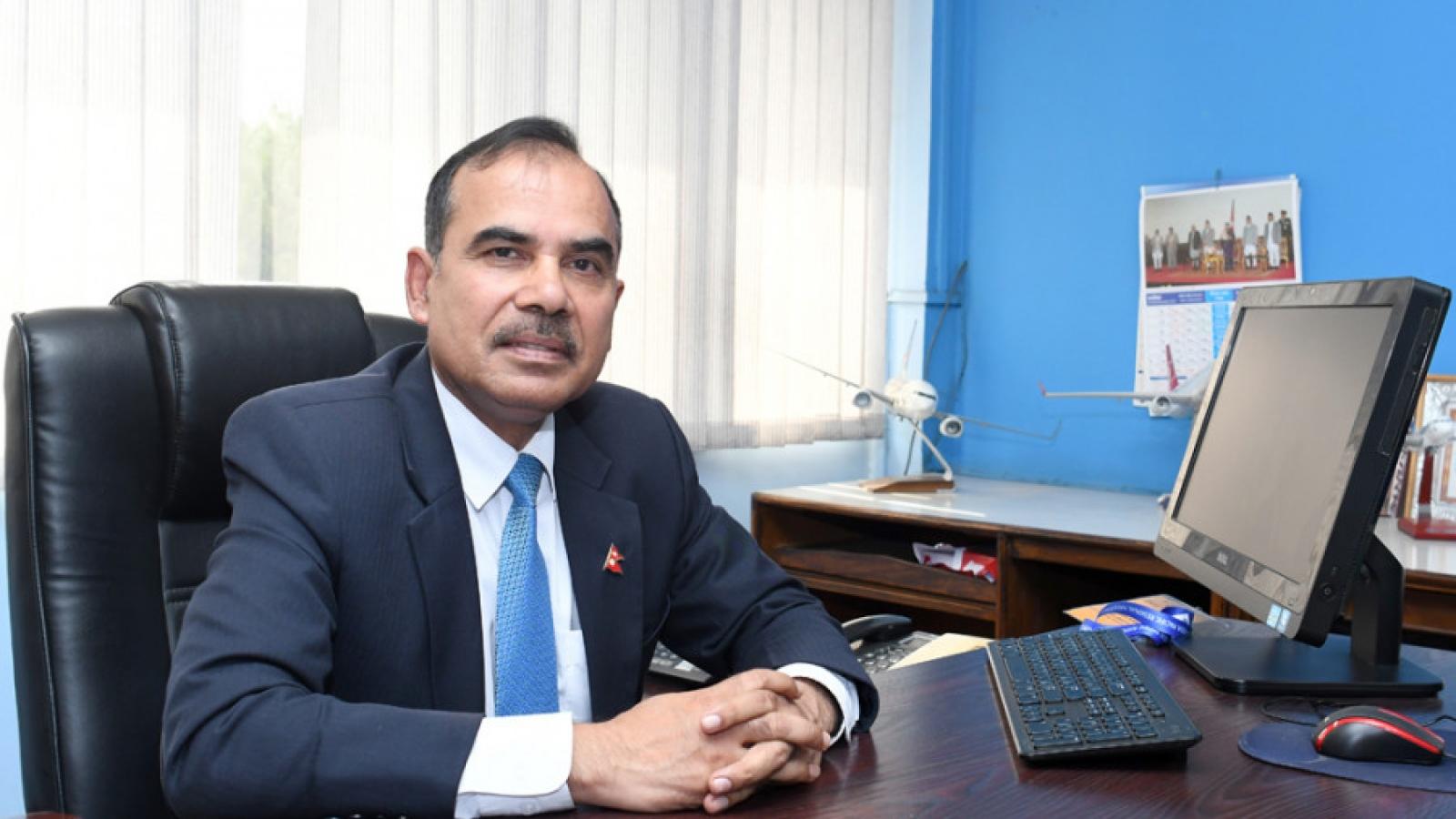 Nepal khôi phục hàng không nội địa và quốc tế