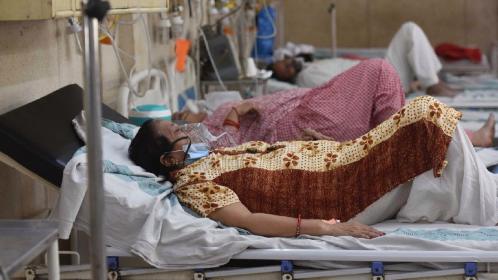 Thủ đô New Delhi (Ấn Độ) lên kế hoạch đối phó kịch bản 37.000 ca mắc Covid-19/ngày