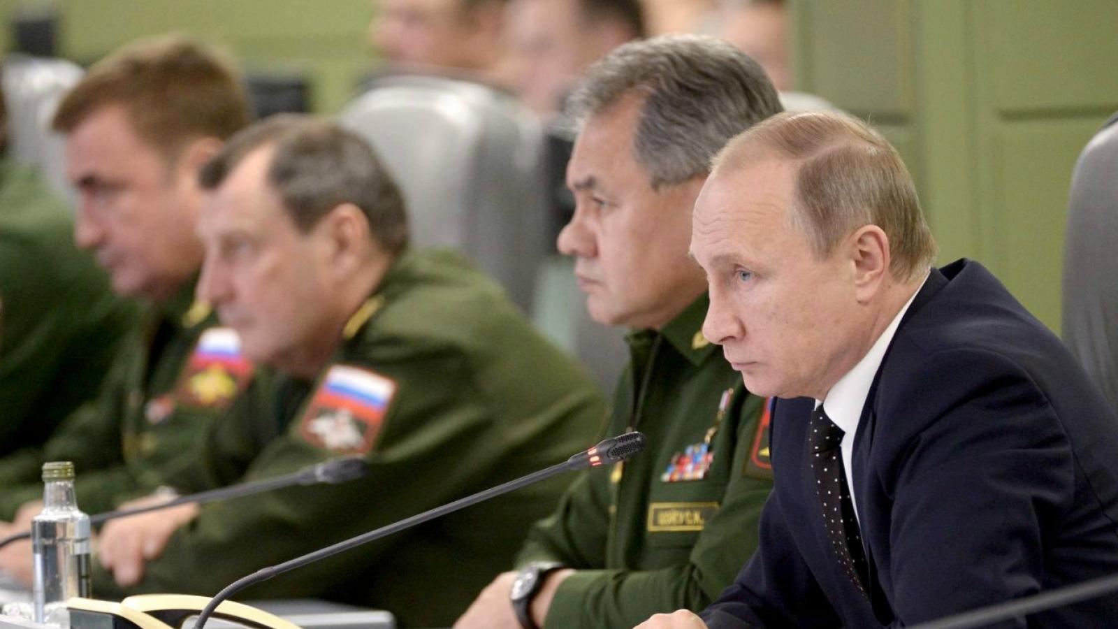 Hé lộ những nội dung đáng chú ý trong chiến lược an ninh mới của Nga