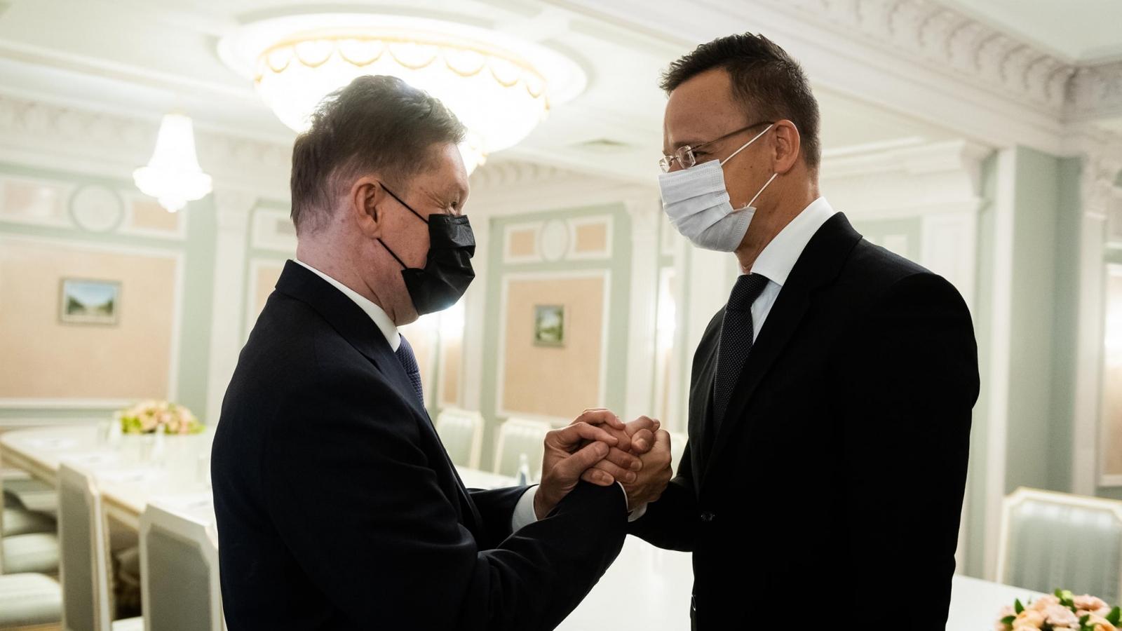 Hungary và Nga đạt thuận sơ bộ về cung cấp khí đốt dài hạn