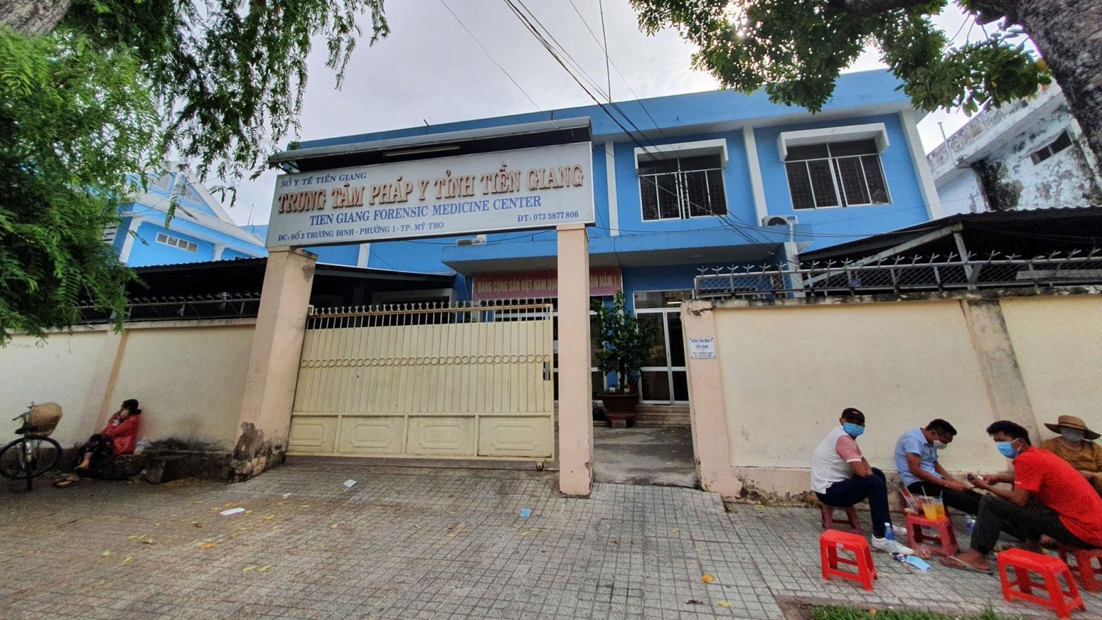 Nóng 24h: Nguyên nhân bị can tử vong tại nhà tạm giữ công an thị xã Gò Công