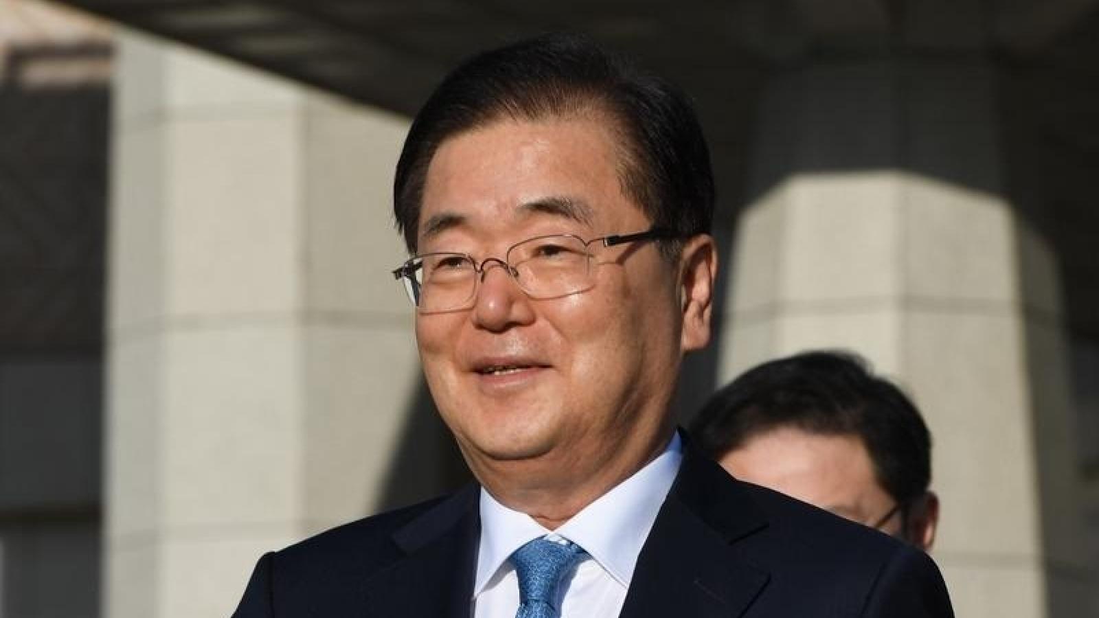 """Trung Quốc yêu cầu Hàn Quốc không """"ngả"""" về Mỹ"""