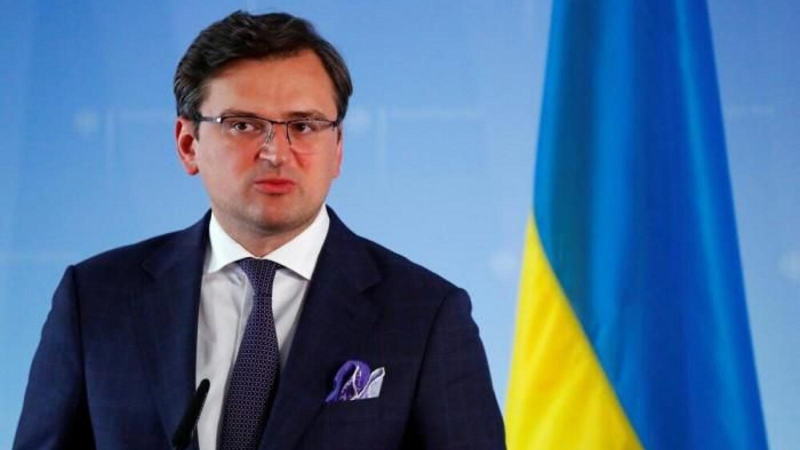Ukraine muốn Mỹ tham gia vào tiến trình hòa bình ở Donbass