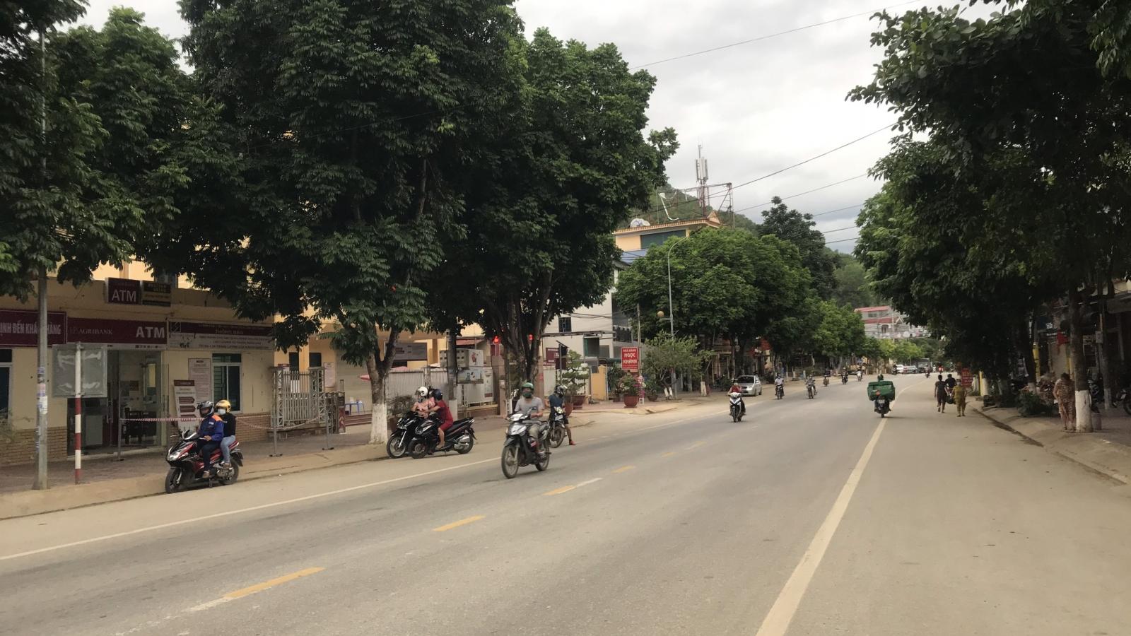 Sơn La chấm dứt hoạt động vùng cách ly y tế ở 3 huyện