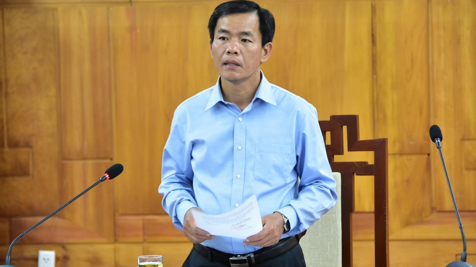 Ông Nguyễn Văn Phương được bầu làm Phó Bí thư Tỉnh ủy Thừa Thiên Huế