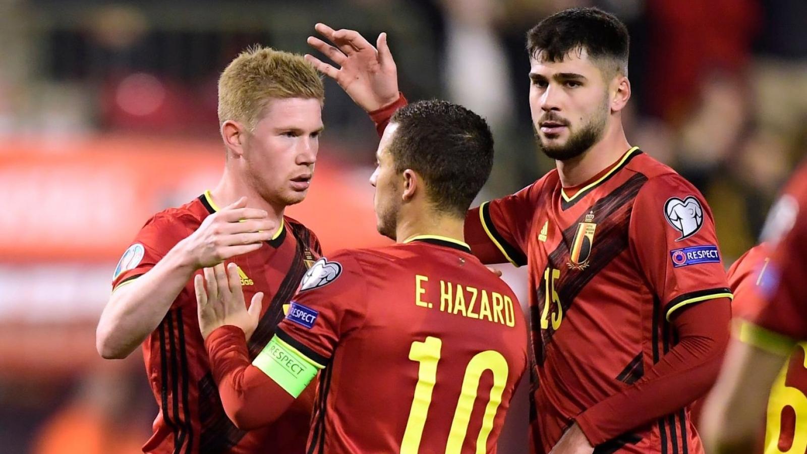 Góc BLV: Bỉ, Đan Mạch và Nga sẽ đi tiếp ở bảng B EURO 2021