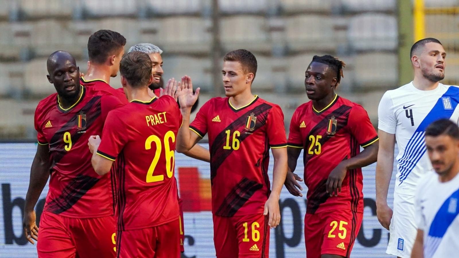 Nhận định bảng B EURO 2021: ĐT Bỉ thị uy sức mạnh và hơn thế nữa