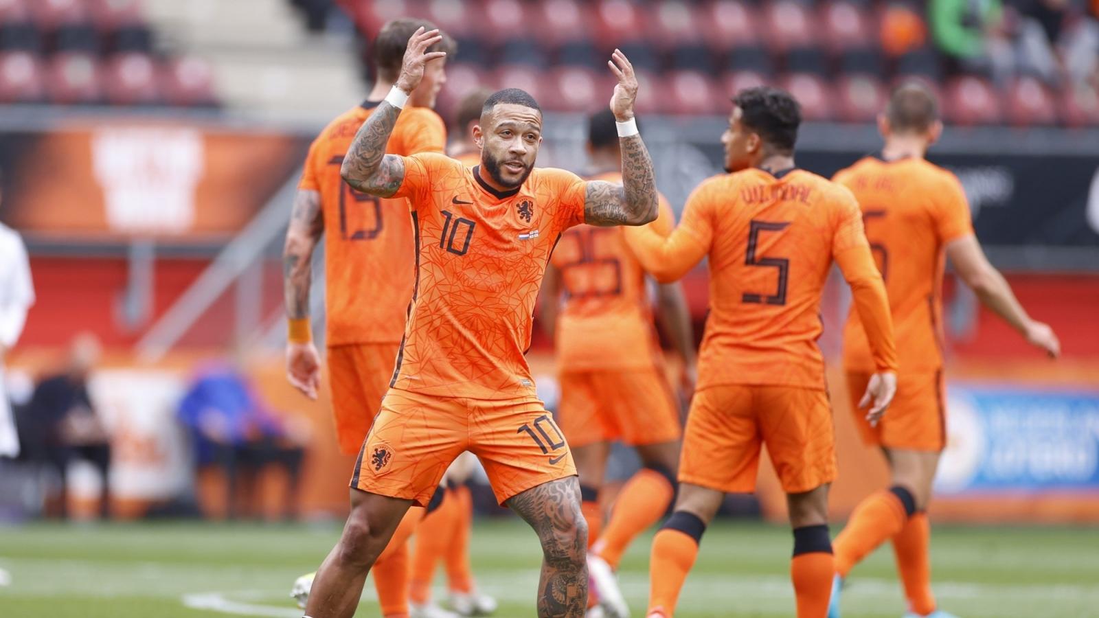 Bảng C EURO 2021: Hà Lan gợi lại ký ức World Cup 2014?