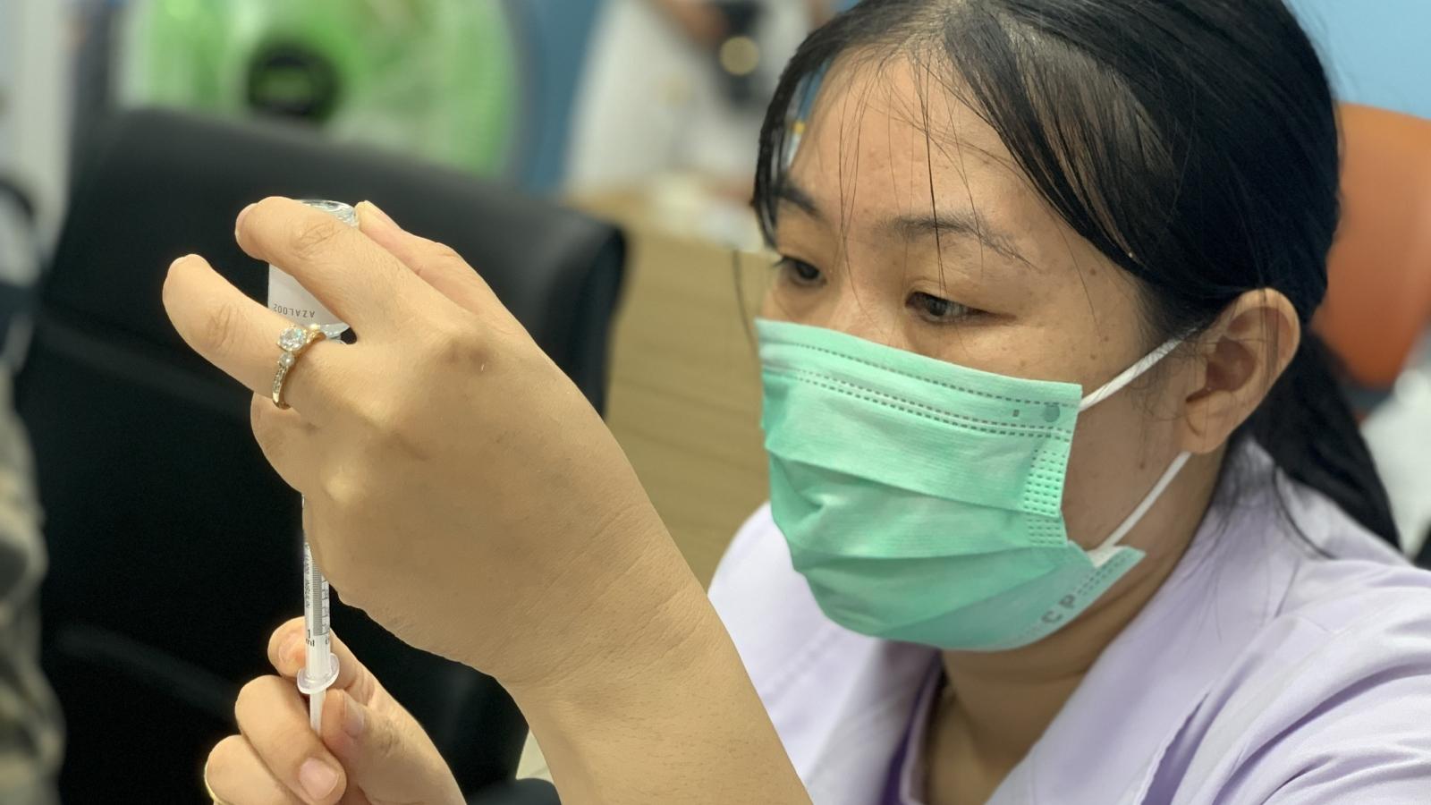 TP.HCM dồn tổng lực tiêm vaccine COVID-19 quy mô lớn nhất từ trước tới nay