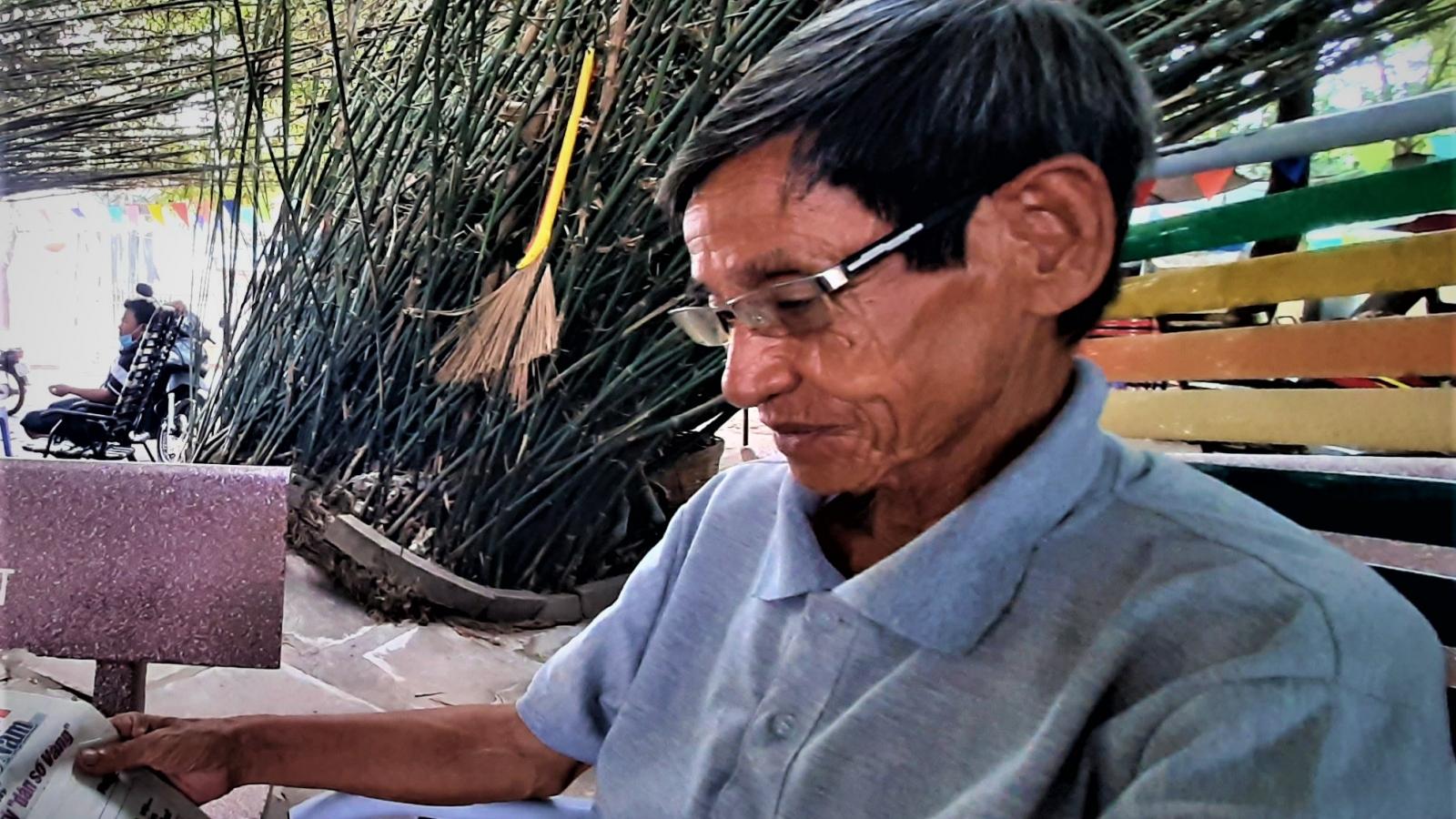 Ông Ninh Cao Phu: Người đàn ông đất Bắc, chống tiêu cực ở trời Nam