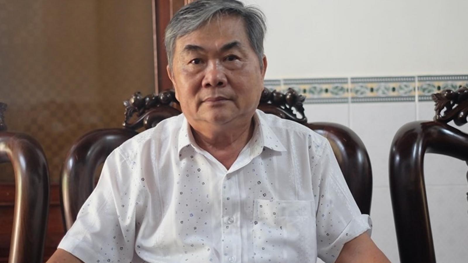 Nóng 24h: Thêm một cựu quan chức cấp tỉnh bị bắt giam vì sai phạm đất đai