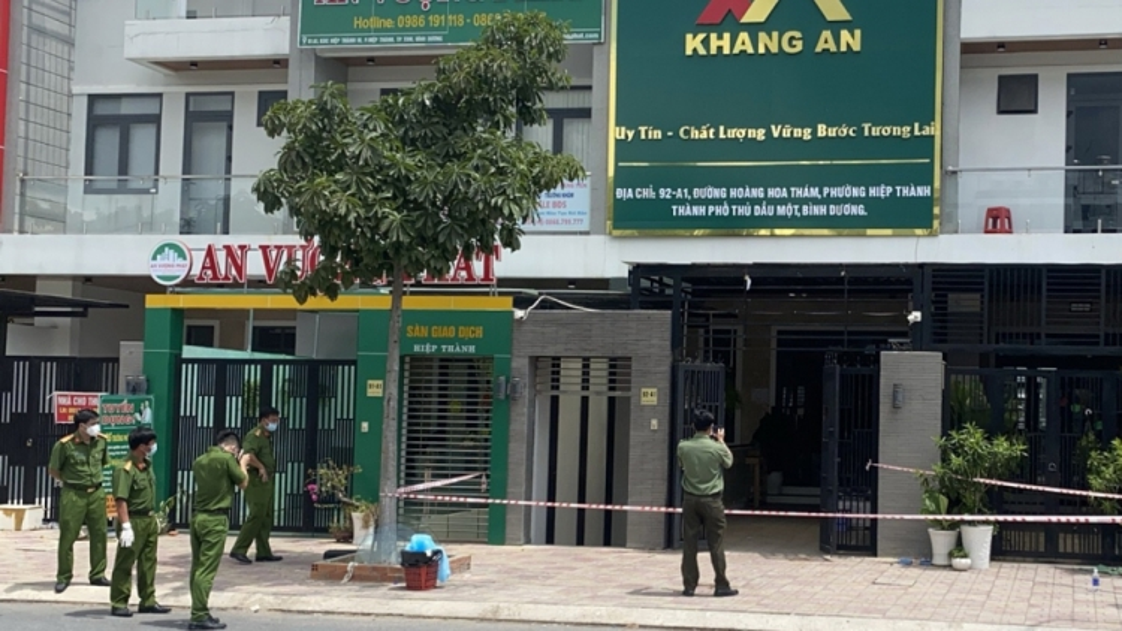 Nóng 24h: 2 người chết ở công ty bất động sản, 1 người là giám đốc
