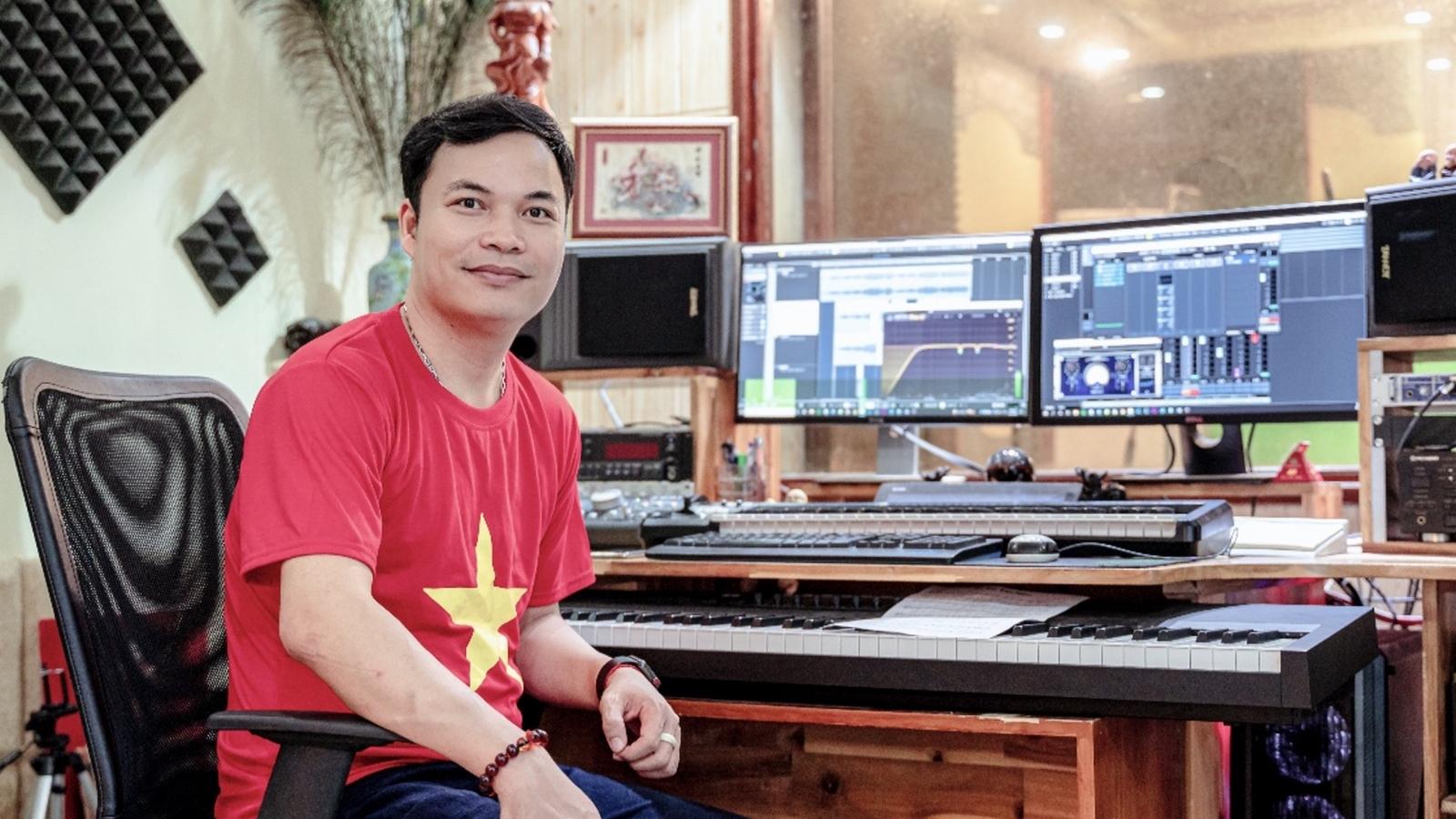 Nhạc sĩ Xuân Trí: Say mê tìm nét mới trong âm nhạc dân gian