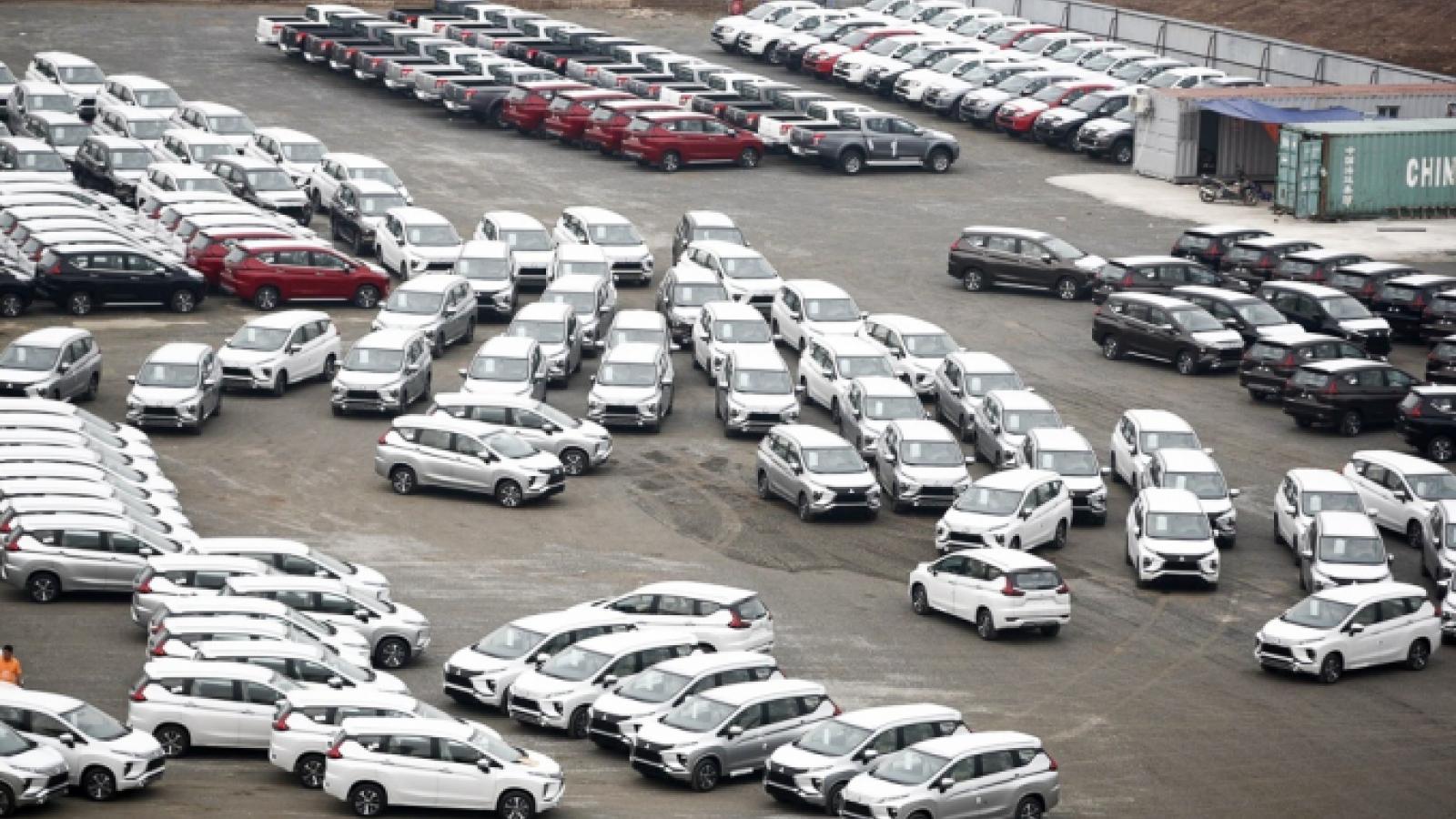 Vietnam imports 15,600 CBU cars during May