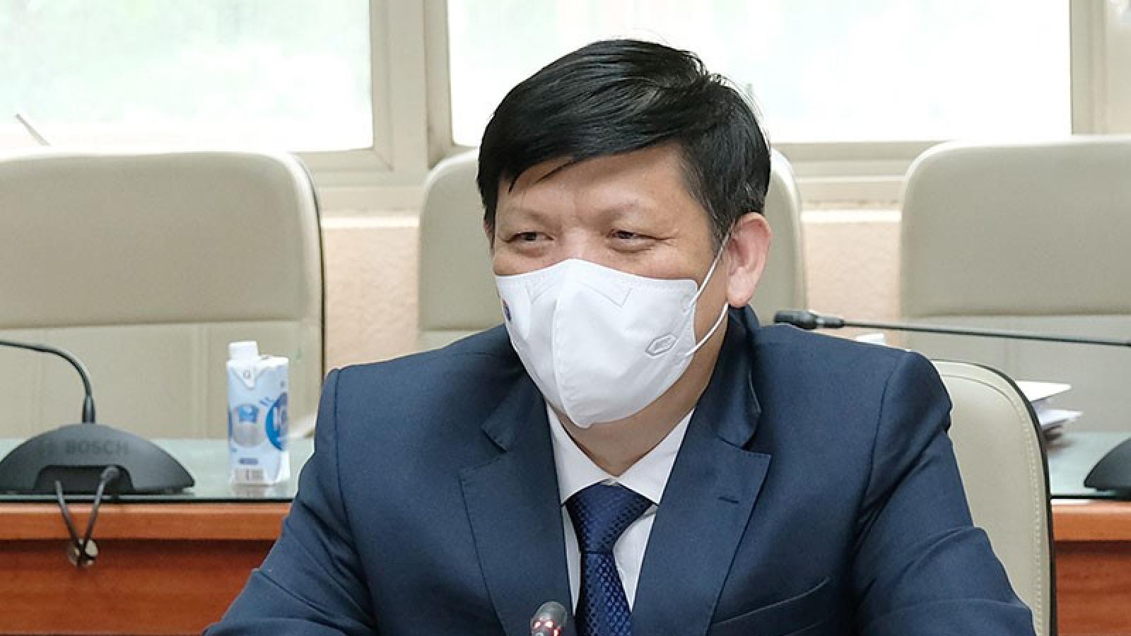 Việt Nam đề nghị Hàn Quốc hỗ trợ tiếp cận các nguồn vaccine COVID-19