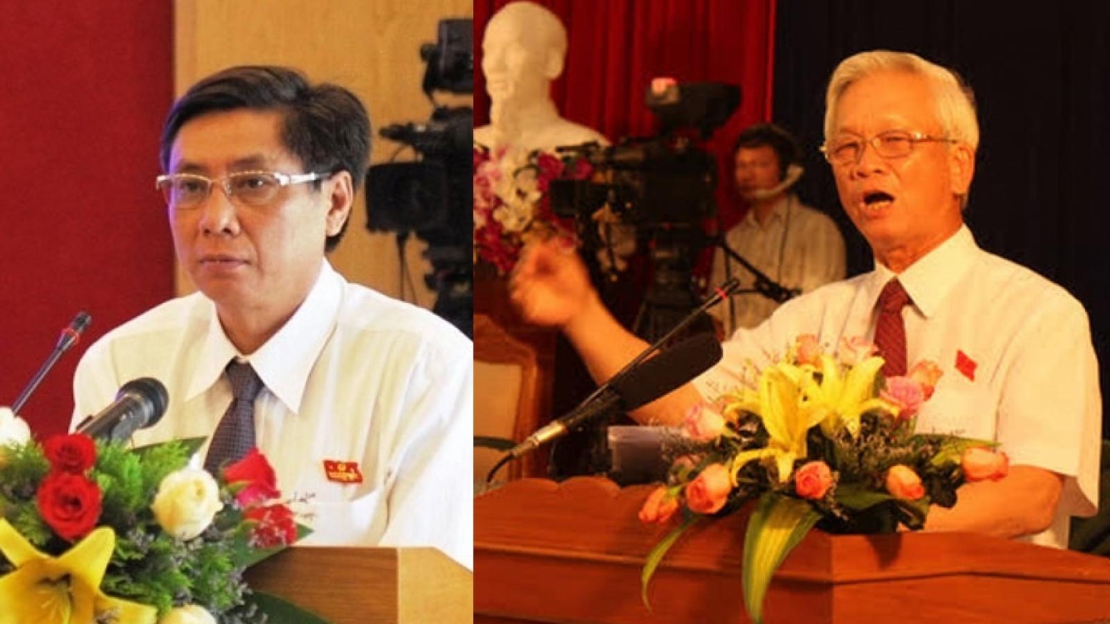 Nóng 24h: Hai cựu Chủ tịch Khánh Hòa bị khởi tố, bắt tạm giam