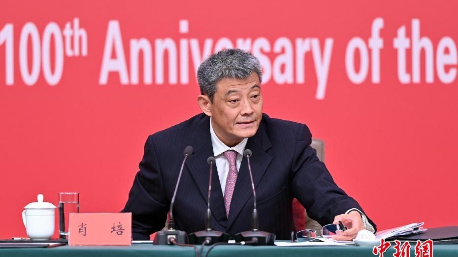"""Trung Quốc: Chống tham nhũng là cuộc đấutranhchính trị """"quyếtkhông được thua"""""""