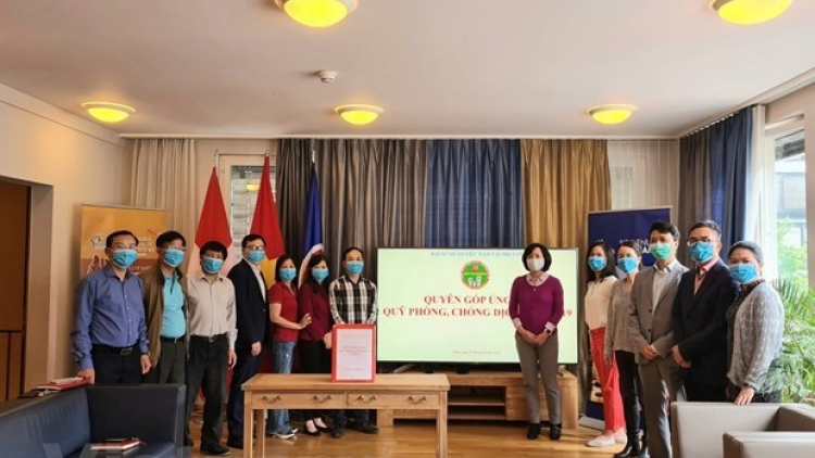 OVs in Switzerland contribute to national COVID-19 prevention and control fund