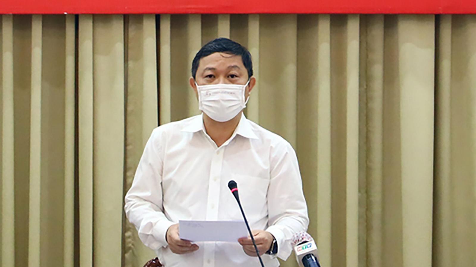 TP.HCM sẽ khẩn cấp làm việc với Đồng Nai về việc cách ly y tế người từ TP.HCM về
