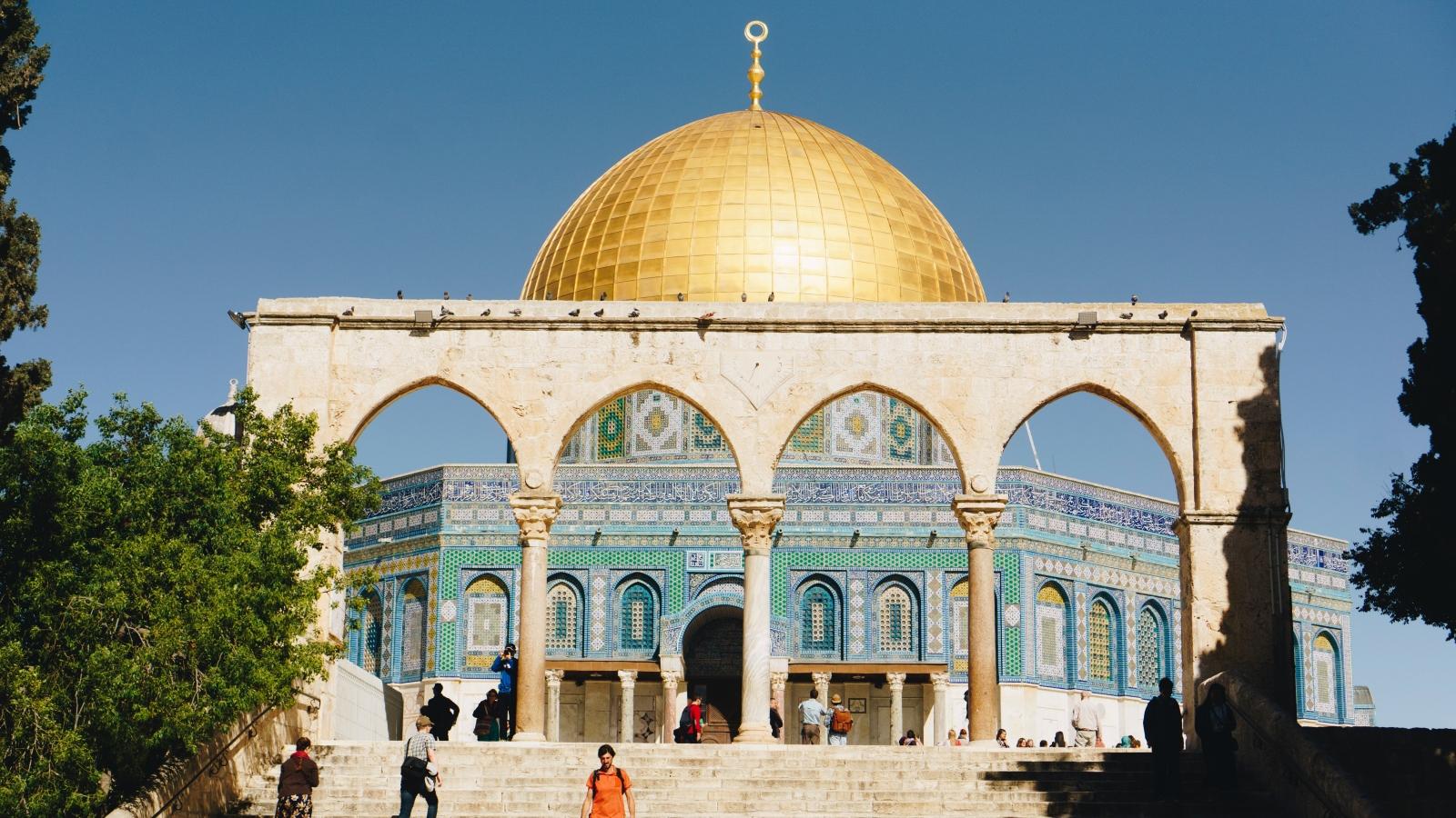 Bỏ túi những kinh nghiệm hữu ích cho chuyến du lịch Trung Đông