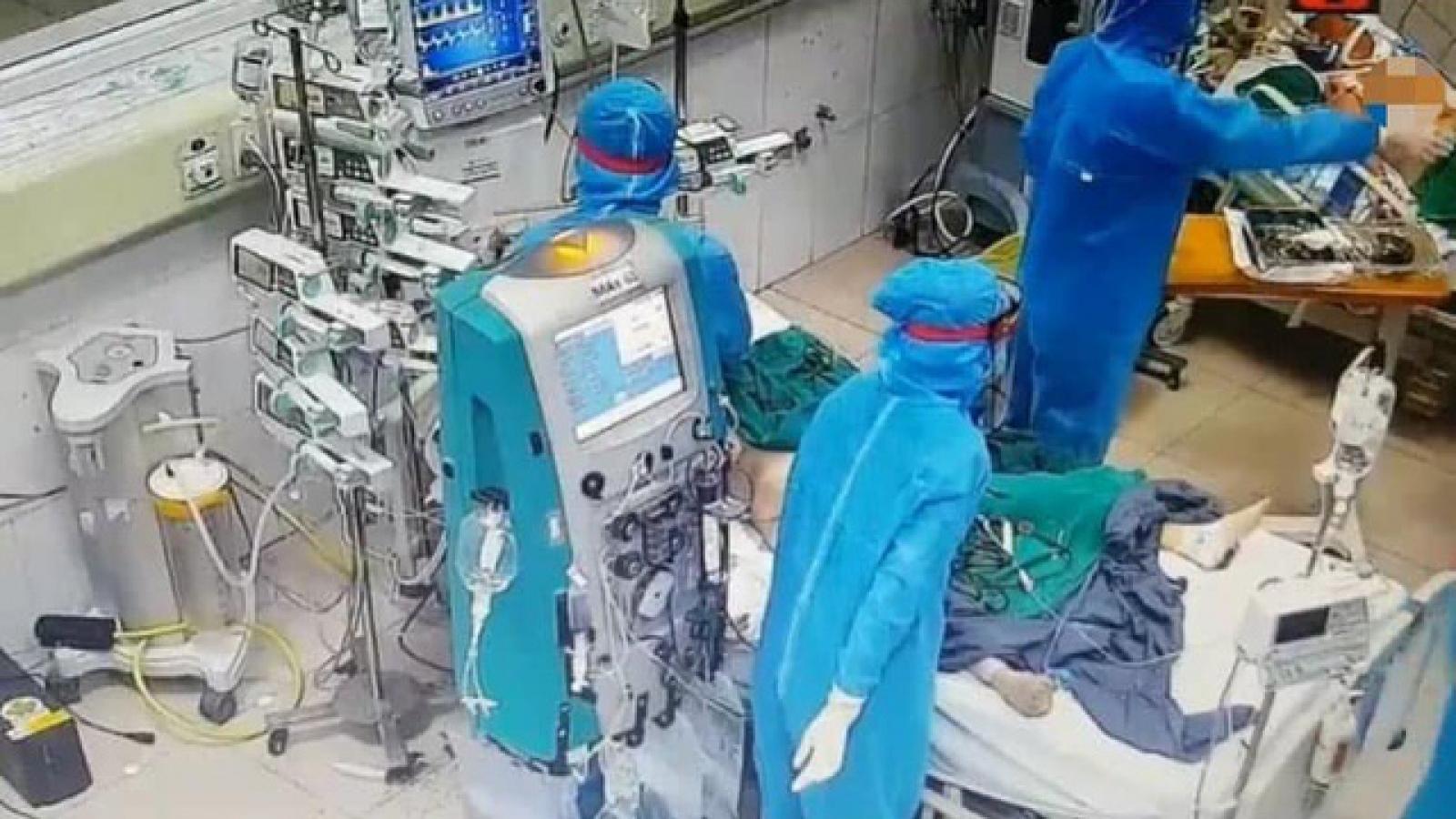 TP.HCM thêm 2 ca mắc Covid-19 tử vong, đều là người cao tuổi và có bệnh nền