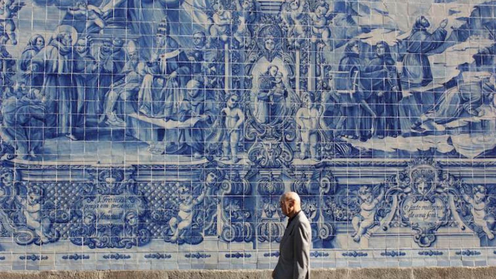 Nghệ thuật chế tác gạch men đặc biệt ở Bồ Đào Nha