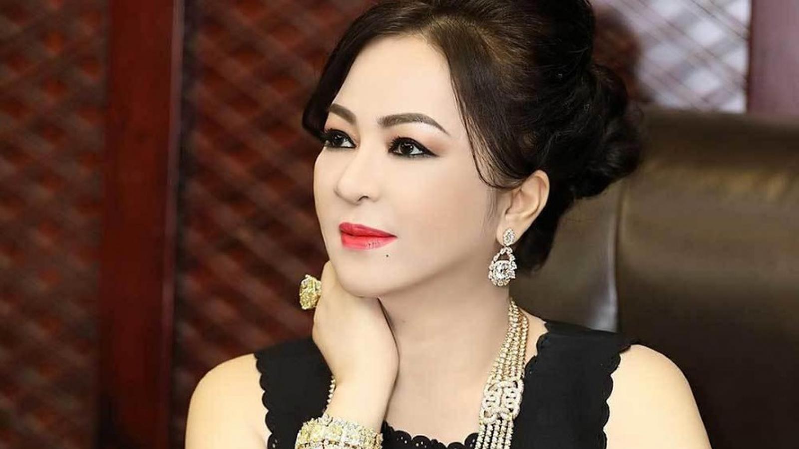 Tòa án thụ lý đơn khởi kiện bà Nguyễn Phương Hằng