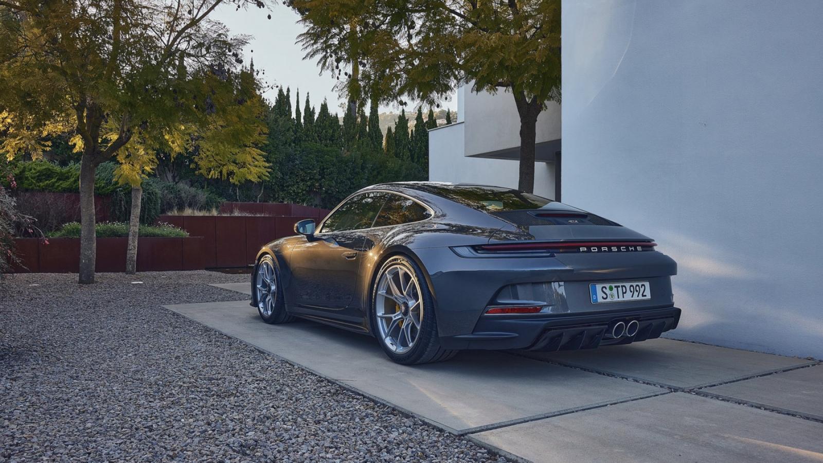Porsche 911 GT3 số sàn sẽ không được bán tại California vì tiếng ồn