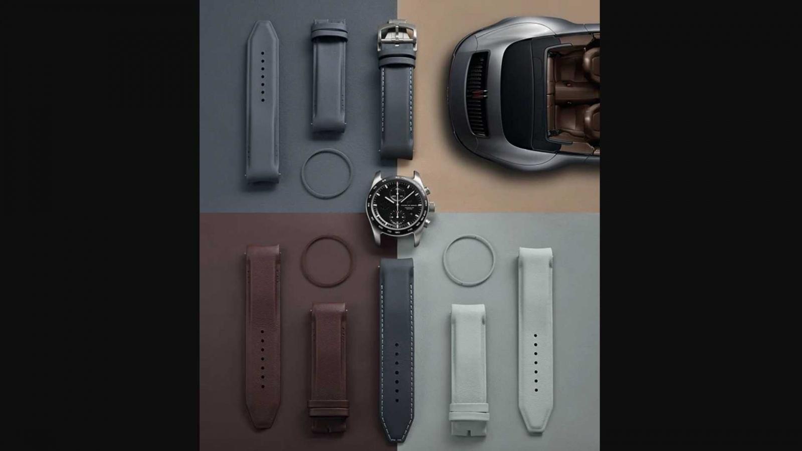 Porsche giới thiệu cấu hình của đồng hồ Porsche Design