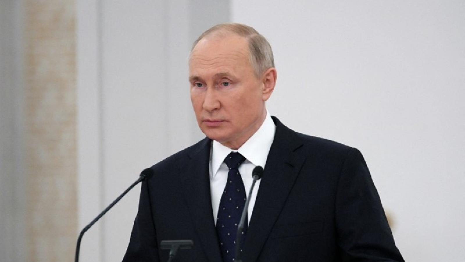 Tổng thống Putin cảnh báo đại dịch Covid-19 ở Nga đang trở nên tồi tệ hơn