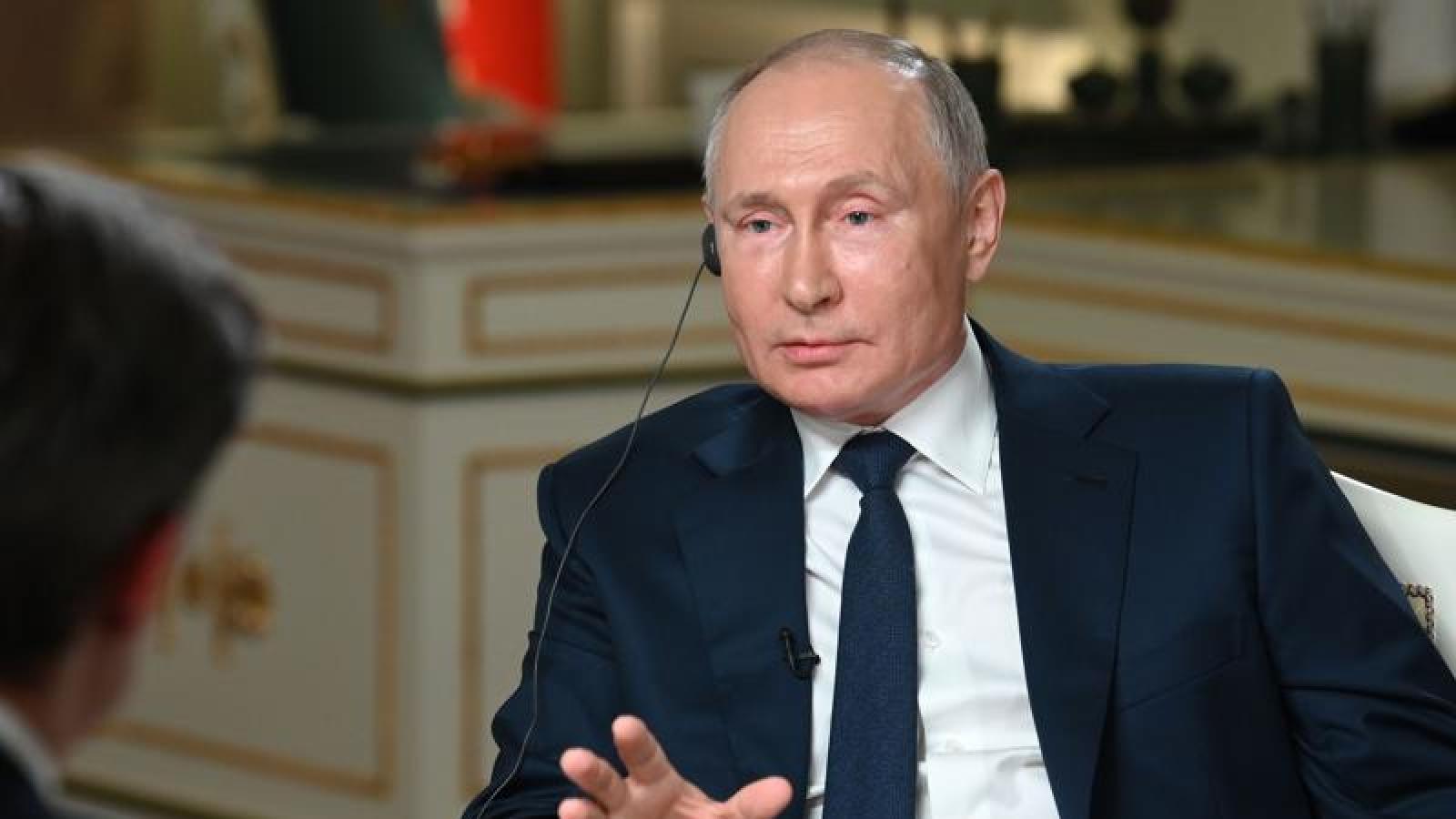 Putin: Biden khác Trump vì là một người chuyên nghiệp