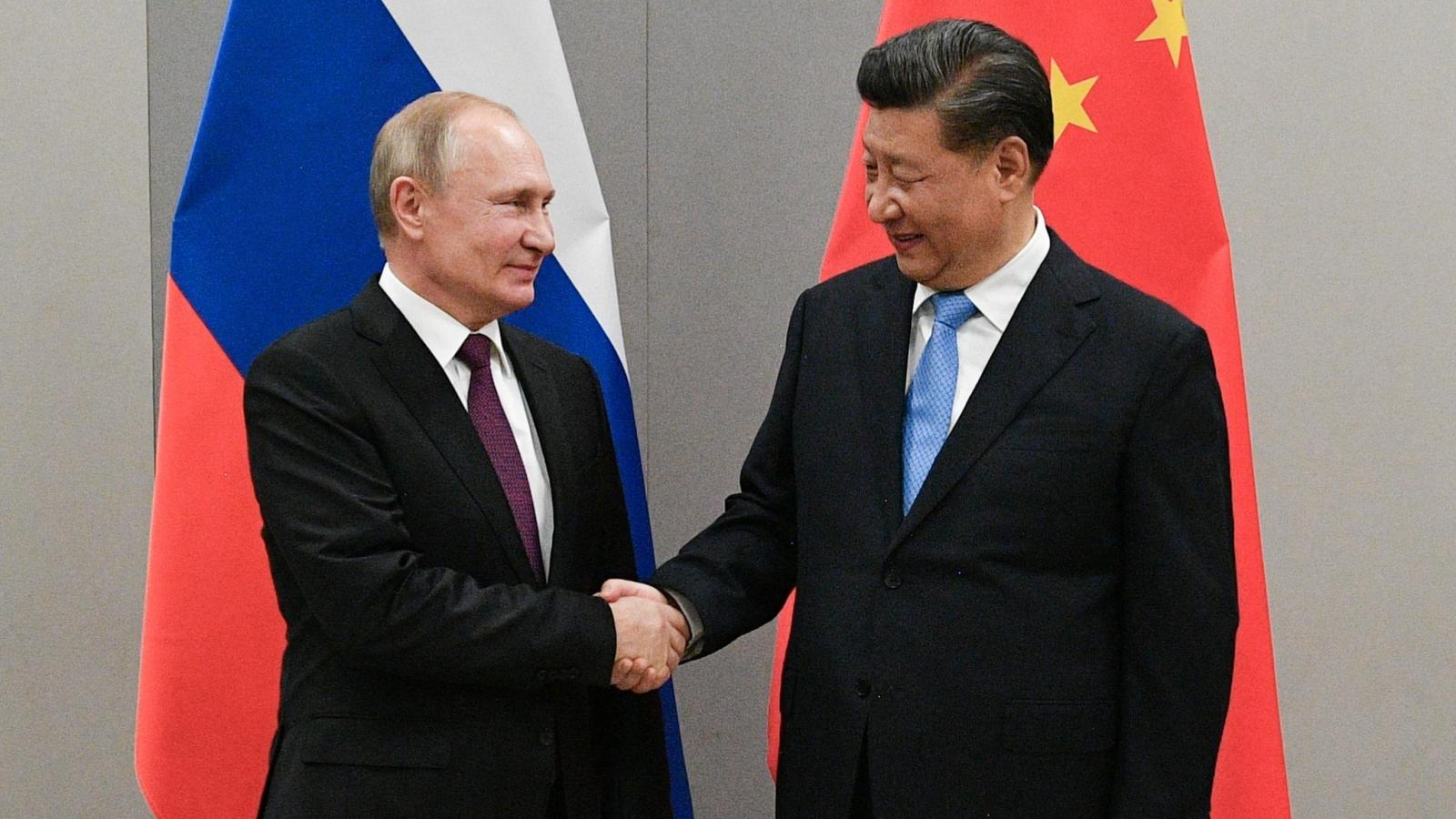 Bộ đôi quyền lực Nga-Trung Quốc và những mối liên kết không thể tách rời