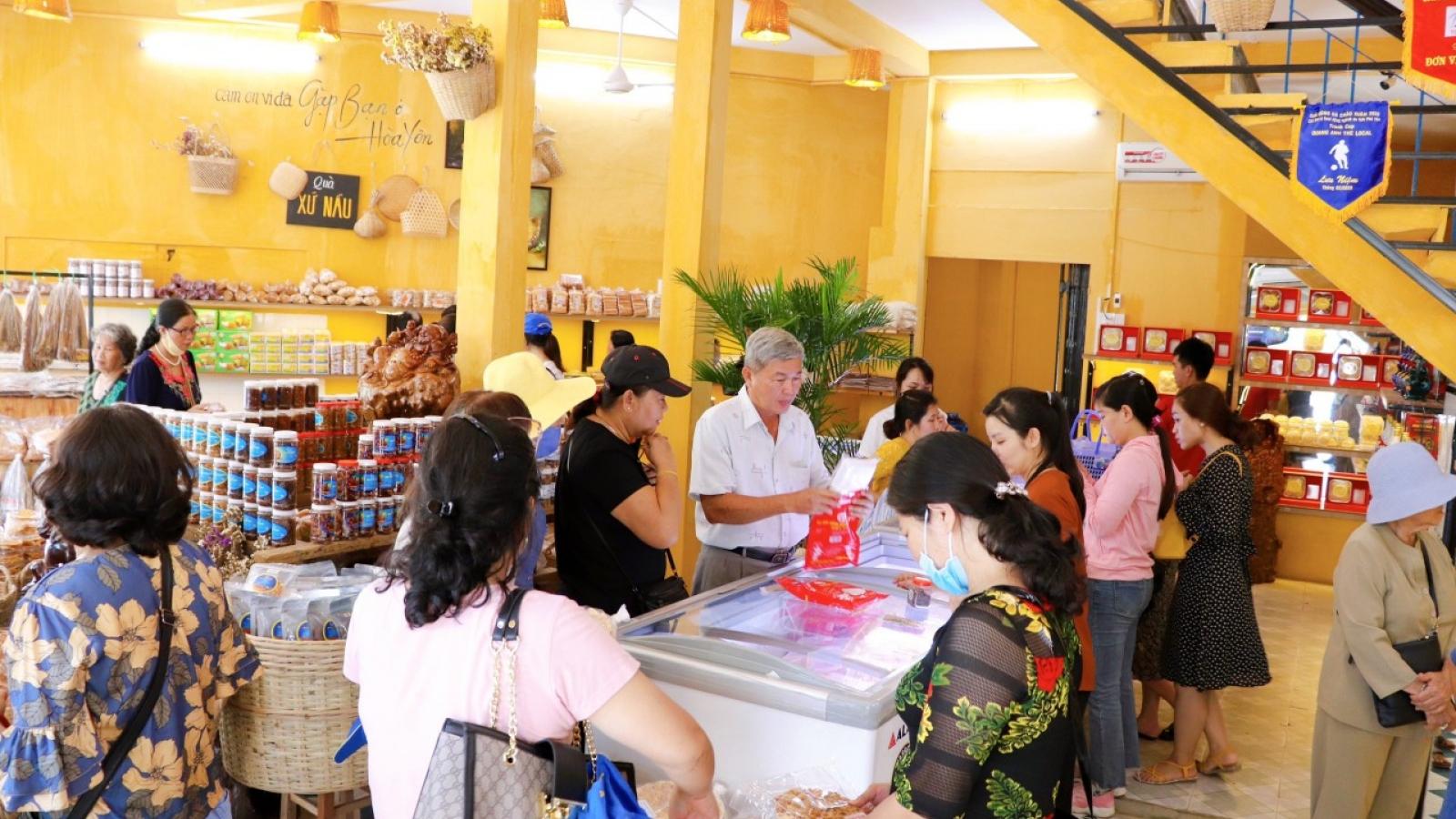 Phú Yên đảm bảo hàng hóa thiết yếu cho người dân