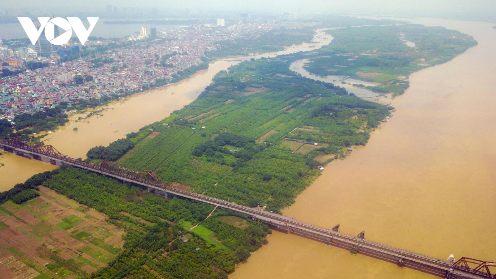 Hà Nội đề nghị Bộ NN&PTNT cho ý kiến về quy hoạch khu đô thị sông Hồng
