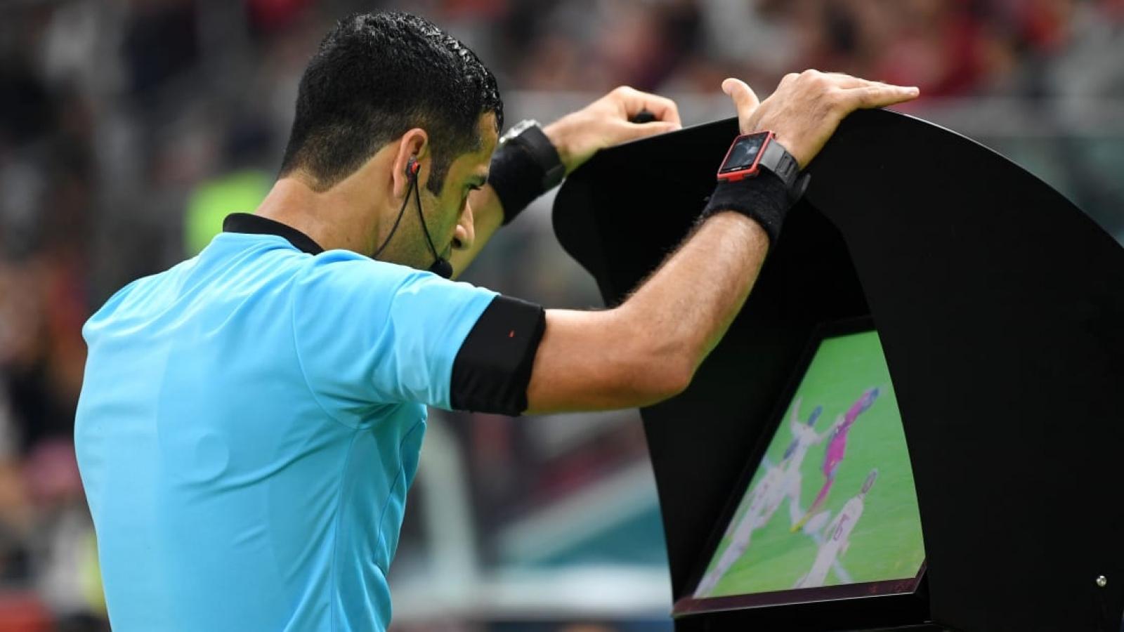 Chính thức: VAR được sử dụng tại Futsal World Cup 2021