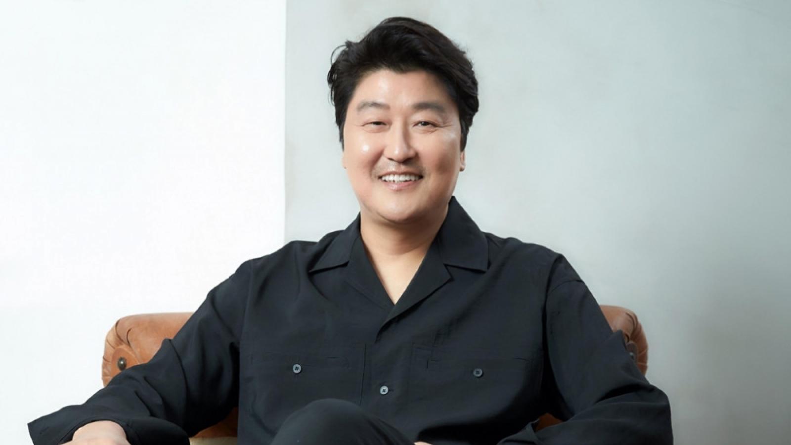 """Ngôi sao """"Ký sinh trùng"""" Song Kang Ho làm giám khảo Cannes 2021"""