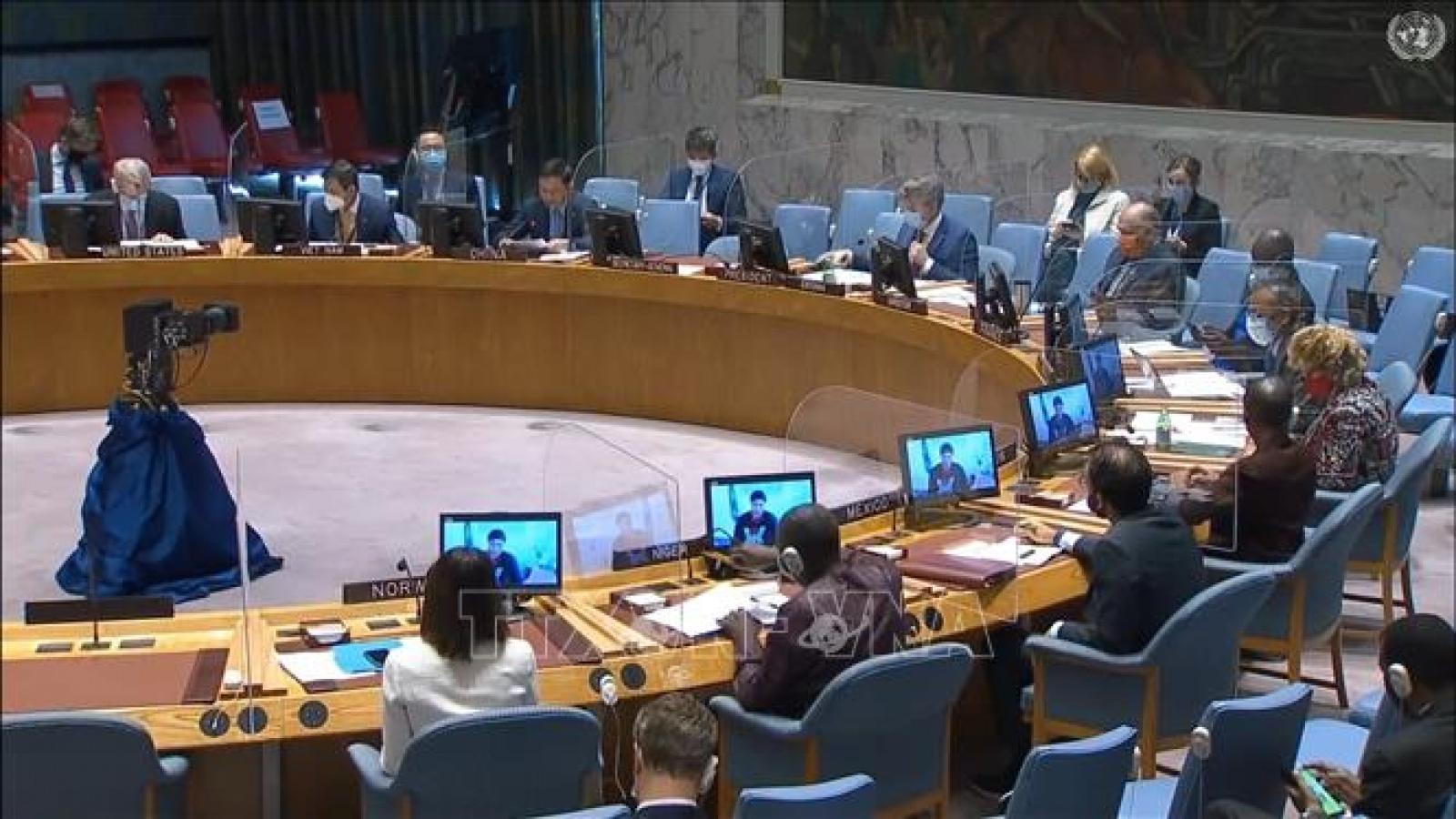 Vietnam calls for greater civilian protection efforts in Sudan