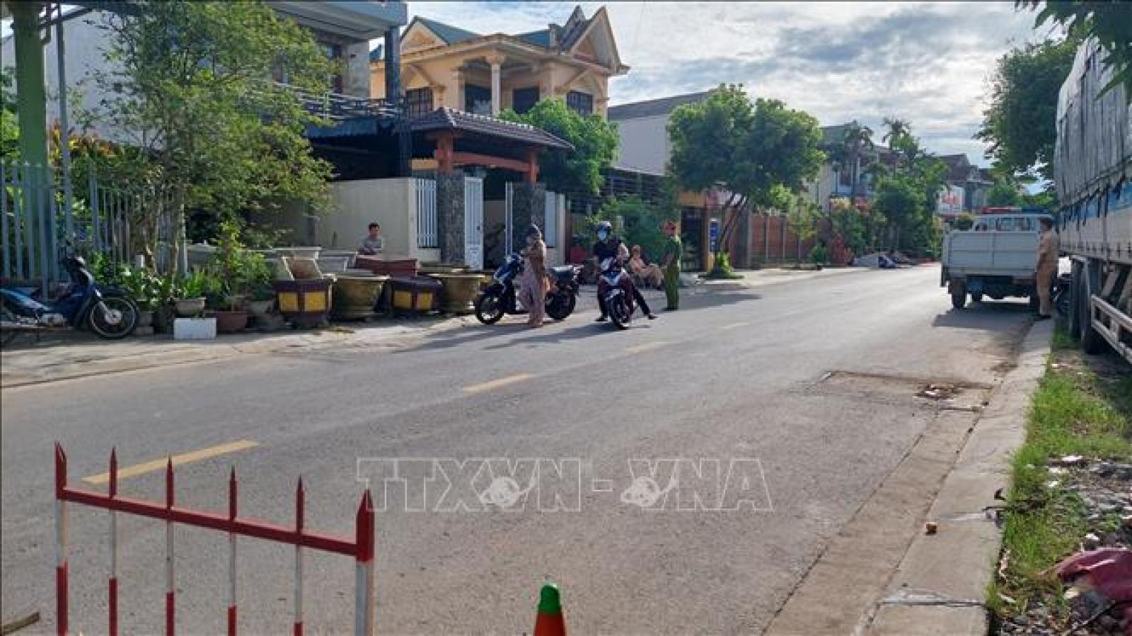 Điều tra, làm rõ vụ giết người bằng súng ở Quảng Trị