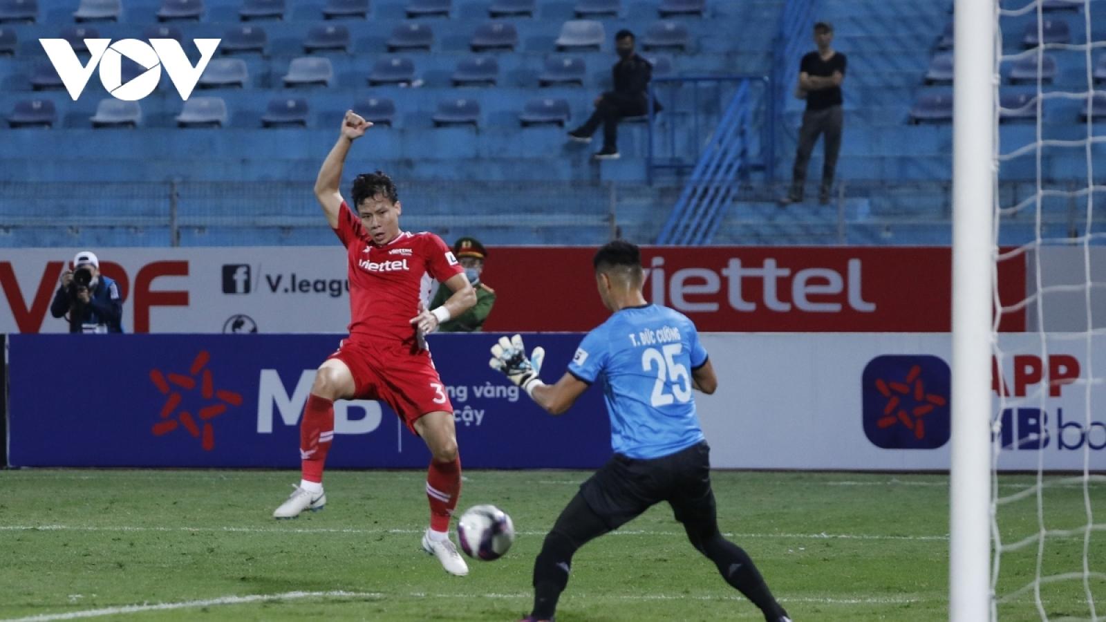 """Quế Ngọc Hải: """"Viettel đánh giá cao Kaya FC ở AFC Champions League 2021"""""""