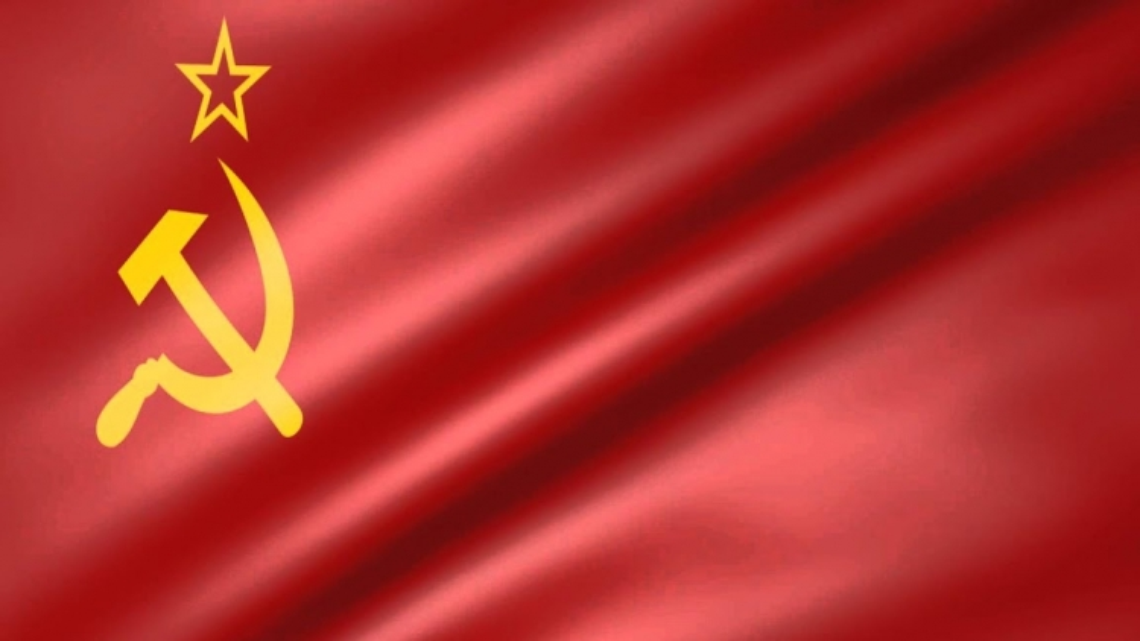 Nguồn gốc và ý nghĩa của lá cờ Liên Xô có nền đỏ, hình búa liềm và ngôi sao 5 cánh
