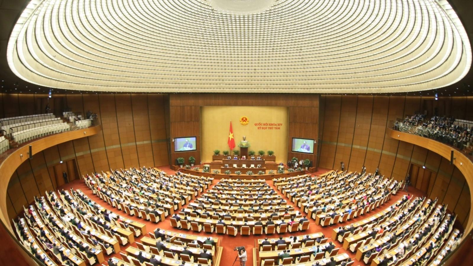 101 ủy viên Trung ương Đảng trúng cử Đại biểu Quốc hội khóa XV