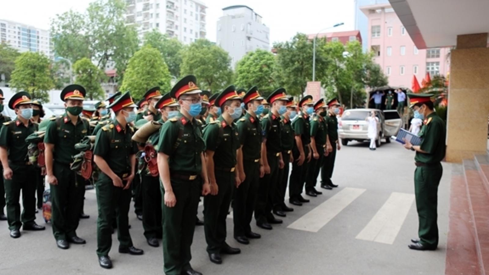 Thủ tướng khen 21 tập thể, cá nhân thuộc Bộ Quốc phòng, TP Hà Nội trong phòng chống dịch