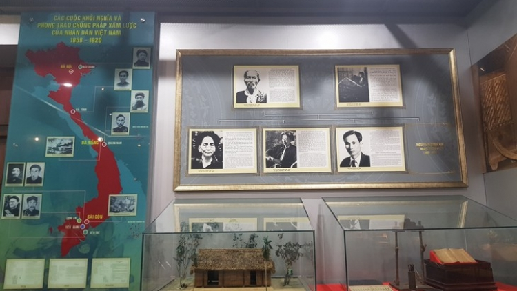 Exhibits shed light on President Ho Chi Minh's life, career