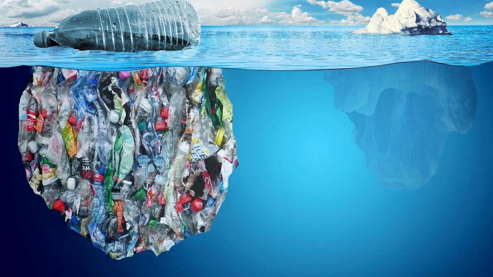 Hy Lạp biến rác thải dưới đại dương thành các sản phẩm hữu ích