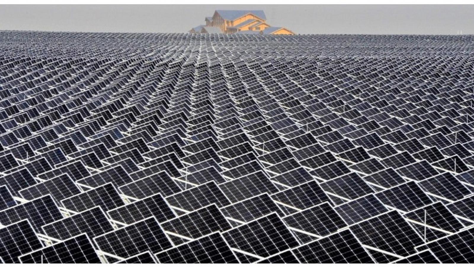 Việt Nam đang nằm ở đâu trên bản đồ điện mặt trời thế giới?