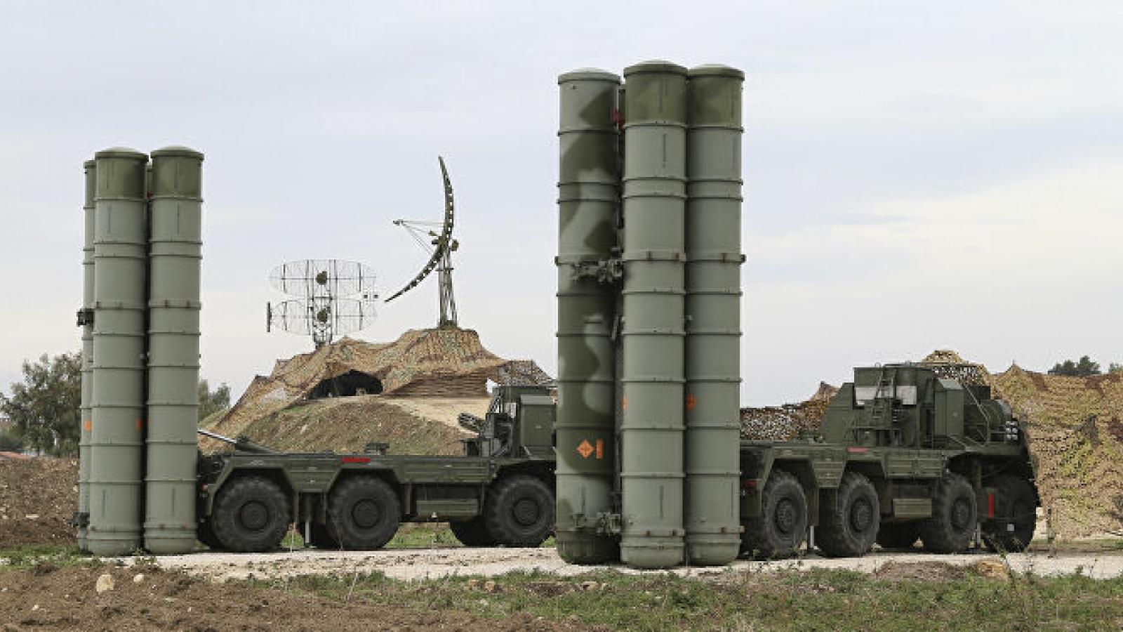 """Nga bác thông tin Thổ Nhĩ Kỳ sẽ """"trục xuất"""" chuyên gia S-400"""