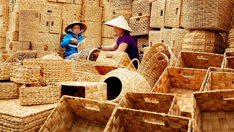 Rattan, bamboo, sedge exports surge by 76.8% over five months